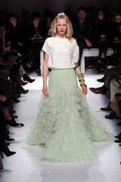 WGSN - Fashion Trend Forecasting: Marco Zanini's Schiaparelli  SS14 Couture Collection