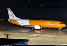 Boeing 737-4Q8(SF) OE-IAE 25105 Nürnberg - EDDN