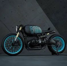 BMW R100 by Ziggymoto.