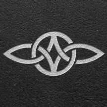 Celtic Symbols - Bing Images black felt with fabric paint maybe