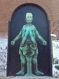 Street art in Buenos Aires, Argentina by Franco Fasoli aka Jaz | urban street artists