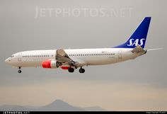 High quality photo of LN-RRU (CN: 28327) Scandinavian Airlines (SAS) Boeing 737-883 by calco7