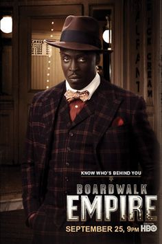 Boardwalk Empire - Chalky White