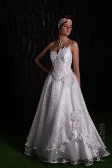 Design bonito deste vestido