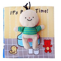 infant toys Baby Book Soft Cloth Books Toddler Newborn Early Learning Develop Cognize Reading Puzzle Book Toys Infant Quiet Book For Kids - 927 18x18CM