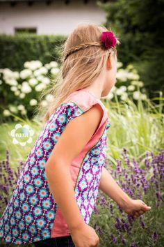 """raxn: Romantisch verträumt im Sommergarten - Designbeispiele """"Poppy Go Lucky"""" für Jolijou und Swafing Teil 3"""