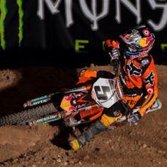 Ryan Dungey my man(: supercross this weekend!