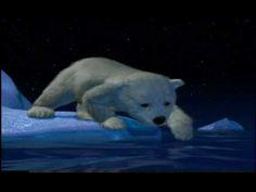 Coca Cola Polar Bear learns to swim Coca Cola Santa Claus, Coca Cola Poster, Coca Cola Polar Bear, Coca Cola Christmas, Christmas Stuff, Cocoa Cola, Baby Polar Bears, Always Coca Cola, Polar Bears