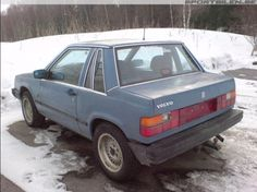 I guess this would be a 742 Volvo?