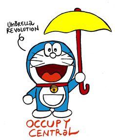 Doraemon - Umbrella Revolution