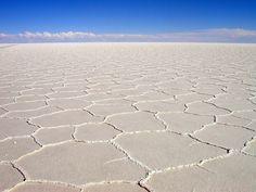 Salar De Yuyni, Boliva