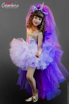 Carnival clothes set for girl |  Купить Костюм пони Искорки - фиолетовый, пони искорка, костюм пони искорки, костюм пони