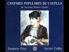 Joaquín Díaz 2005 - Cantares populares de Castilla