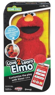 e532a8dd3 86 Best Elmo Stuffed Toys images in 2018 | Elmo toys, Baby toys ...