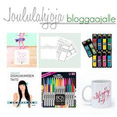 Joulujahjoja bloggaajalle #blogi #bloggaaminen