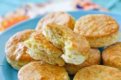Pioneer Woman's Buttermilk Biscuits ~ http://steamykitchen.com