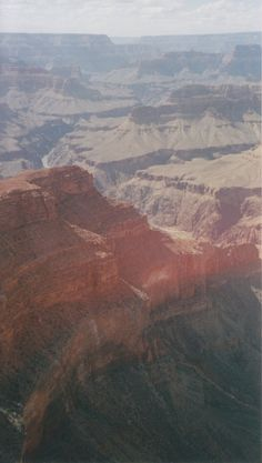 (Don't) Fall into the Grand Canyon