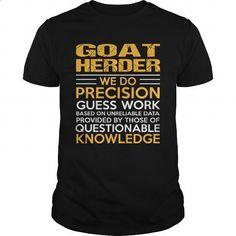 GOAT-HERDER #clothing #T-Shirts. MORE INFO => https://www.sunfrog.com/LifeStyle/GOAT-HERDER-143491147-Black-Guys.html?60505