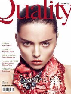 Ausgabe 31, Quality Essences  Foto: Oliver Rauh Magazine, Cover, North Korea, Warehouse, Blankets, Magazines, Newspaper