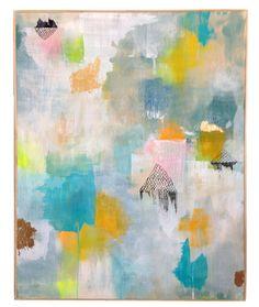 Lisa Congdon acrylic