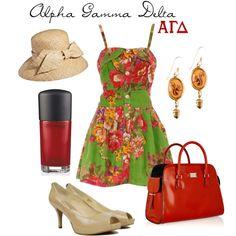Alpha Gamma Delta, created by deltagammacj