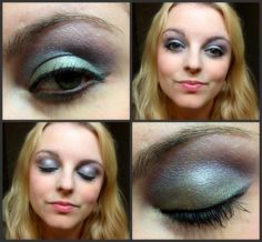 Bohemian look using Younique mineral pigments