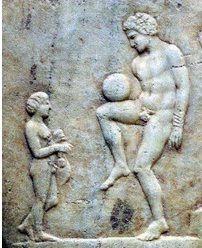 Algunos juegos griegos y romanos