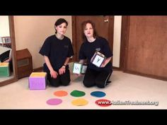 A three step game instructions to help your child with Autism Spectrum to lenghten their attention span, physical participation and familiarize colors and numbers while having fun. Watch the video demonstration.