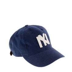 691413fbe94 Ebbets Field Flannels® for J.Crew Brooklyn Eagles ball cap