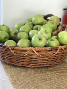 Take an apple home