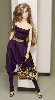 purple sarouel | Flickr - Photo Sharing!