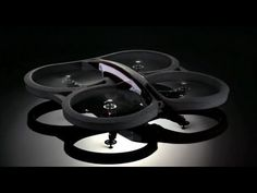 TOO COOL! Flying AR Drone with HD Camera and Wide Angle Lens...tilt to control flight interface that runs on phone or iPad