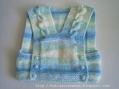 This Pin was discovered by Ayl Baby Cardigan, Baby Pullover, Cardigan Pattern, Knit Cardigan, Baby Knitting Patterns, Knitting Designs, Baby Patterns, Crochet Baby, Knit Crochet