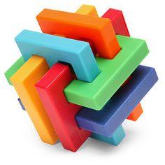 Gordian's Knot Puzzle