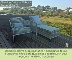 Outdoor Fabric, Outdoor Sofa, Outdoor Living, Outdoor Furniture Sets, Outdoor Decor, Furniture Care, Quality Furniture, Furniture Design, Fabrics