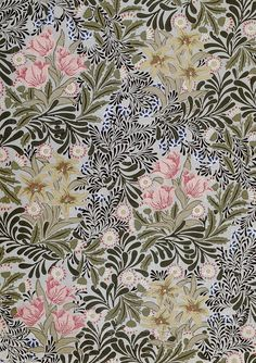 thevisualremix:  William Morris Print M U S E A N D J A C K A L O P E.