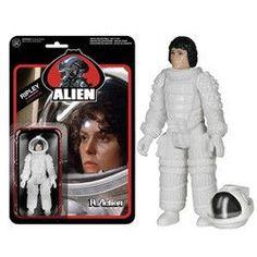 REACTION: ALIEN - SPACESUIT RIPLEY