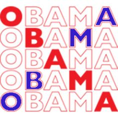 Re-Elect Obama for President 2012