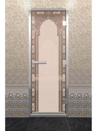 Дверь для хамамов Хамам Восточная арка Бронза матовая, DoorWood Mirror, Furniture, Home Decor, Decoration Home, Room Decor, Mirrors, Home Furnishings, Home Interior Design, Home Decoration