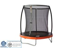 6'ft. Trampoline & Safety Net Enclosure Combo