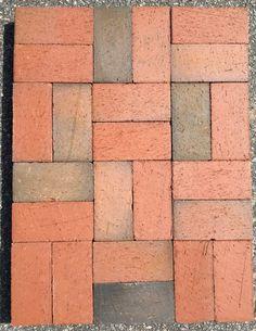 Brick Paver Patio, Brick Pathway, Brick Paving, Brick Garden, Concrete Patio, Walkway, Paver Patterns, Paving Pattern, Brick Patterns Patio