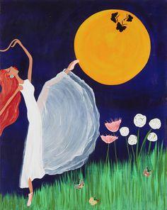 Moon Dance, Butterfly, Artwork, Work Of Art, Auguste Rodin Artwork, Artworks, Butterflies, Illustrators