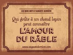 Auguste Derrière #Poster #Affiche                                                                                                                                                                                 Plus