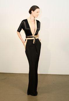 Gold Tie: Rubin F/W 2012