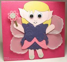 Punch art fairy