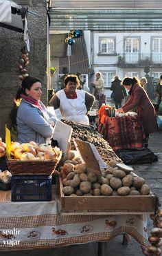 #Mercado de Abastos . Santiago de Compostela . #Spain