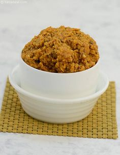 Basic Hydrabadi Paste, a combination of spices, dominated by the exclusive taste of peanuts and sesame seeds adds a special touch to this paste.