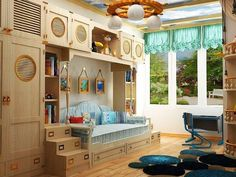 21 Cool Kids Room Decorating Ideas to Steal – Lushome