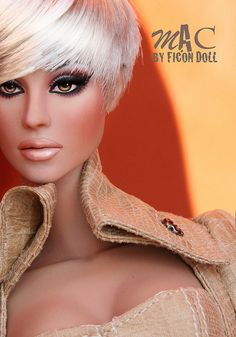 MAC by Ficon Doll | Flickr - Photo Sharing!