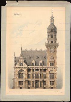 Rathaus   Flemming, H.